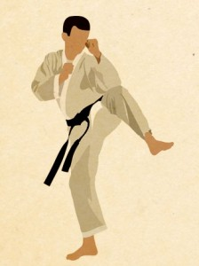 Chinese Martial Arts strategies